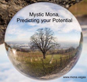 Psychic Radio Psychic Mona
